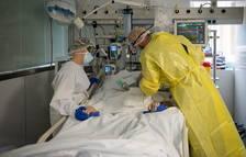Set de cada deu hospitalitzats de Covid no s'han recuperat per complet cinc mesos després de l'alta