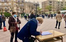 Dijous van començar la recollida i ja compten amb més de 2000firmes.