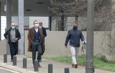 La justicia reabre el caso contra seis policías españoles investigados por el herido más grave del 1-O
