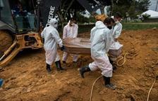 El motiu pel qual Brasil es pot convertir en una «fàbrica» de variants superpotents del coronavirus