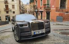 Rolls Royce escull Tarragona per fer una campanya de publicitat