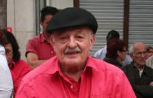Mor l'avi dels Minyons de l'Arboç, Joaquim Sans