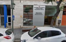 Oficina central del SEPE a Tarragona, localitzada al carrer Pere Martell.