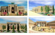 Un empresari projecta un ressort d'inspiració romana a Creixell