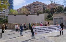 Denuncien agressions per part d'un usuari de l'STS Sant Salvador