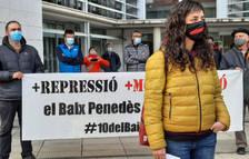 La regidora de la CUP a l'Arboç Maria Mestre no acudeix a declarar pel tall de la Jonquera
