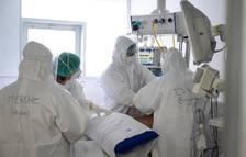 Espanya registra 7.586 nous positius de coronavirus i 590 defuncions més en les darreres 24 hores