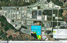 L'Ajuntament de Constantí treu a concurs públic la venda d'uns terrenys industrials del PPU-10 al Polígon