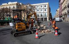 El Ayuntamiento de Tarragona inicia las obras de mejora en la plaza de los Carros