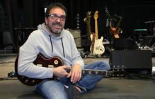El guitarrista de Lax'n'Busto, Pemi Rovirosa, debuta en solitario con 'Vida'