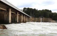 La producción hidroeléctrica en Riba-roja y Flix crece un 41% en el 2020