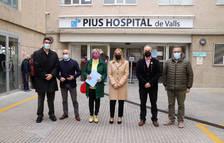 El Pius Hospital de Valls da un paso adelante para integrarse al Catsalut
