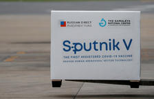 L'EMA enviarà inspectors als laboratoris i plantes de Rússia on es fabrica la vacuna Sputnik
