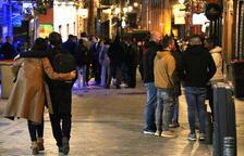 Els veïns del centre de Madrid denuncien «impunitat» i «caos» per l'incompliment de les restriccions a les nits