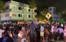 Miami Beach declara l'estat d'emergència per les festes fora de control durant les vacances de primavera