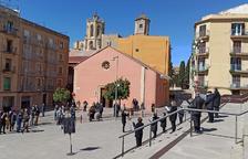 El Gremi de Pagesos fa una missa a Tarragona en record dels socis traspassats el 2019 i 2020