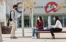 La presencialitat a les universitats augmentarà fins al 70% el curs vinent