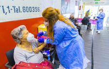 La vacunació agafa embranzida però les dades hospitalàries empitjoren al Camp de Tarragona