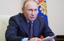 Putin anuncia que es vacunarà demà