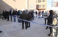 El brot de covid-19 fa caure l'afluència de turistes a Montblanc per Setmana Santa