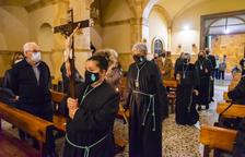 La Germandat del Sant Crist dels Gitanos celebra el seu Via Crucis