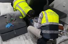 Desmantelan un punto de venta de drogas en Bonavista