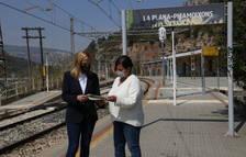 Valls reclama ser incluido en el proyecto del tren-tranvía