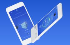 Una app oficial permet mesurar el temps que s'ha usat la mascareta