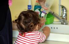 Els experts constaten dificultats emocionals de molts infants per la pandèmia com la por a contagiar la família