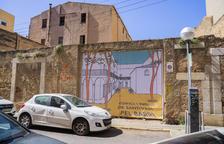 El barrio del Port de Tarragona reivindica el uso vecinal del edificio de la calle de Santiyán