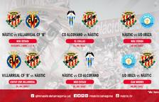 L'RFEF fa oficial el calendari del grup tercer de Segona Divisió B