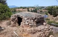 Amposta recupera la memòria de la guerra civil espanyola protegint dos nius de metralladores