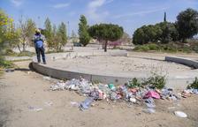 Vecinos de Ponent piden reforzar el cercado del parque del Camí de la Coma de Tarragona