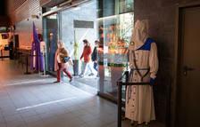 Els mercats tarragonins acullen dues exposicions de Setmana Santa