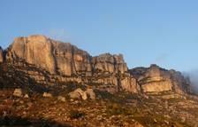 El Parc Natural de Montsant estudia mesures per ordenar la pràctica de l'escalada
