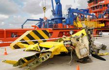 Una «planificació errònia», causa de l'accident de l'avioneta de l'Aeroclub