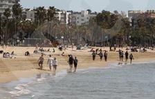 Els contagis de covid-19 no s'han accelerat a Catalunya per Setmana Santa