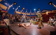 Teatre, circ, dansa i música en format de carrer omplen el Morell en el 6è PrimaverArt