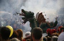 Valls despertará los dragones por Sant Jordi en un acto familiar en el Teatre Principal