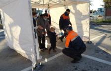 L'AV de Protecció Civil de Tarragona demana que els voluntaris siguin vacunats