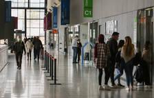 Els indicadors hospitalaris empitjoren al Camp de Tarragona mentre a l'Ebre es mantenen estables