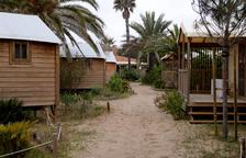 Allau de cancel·lacions als càmpings de Tarragona pel retorn al confinament comarcal