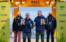 Carles Miró e Ivan Matavacas (Porsche) ganan por segunda vez el Rally Catalunya Històric