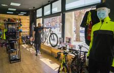 Reservas de hasta un año de espera para comprar una bicicleta en Tarragona