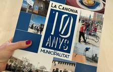 La Canonja presenta un llibre dels 10 anys de la Municipalitat