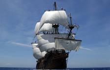 La embarcación llegará el miércoles a la ciudad.