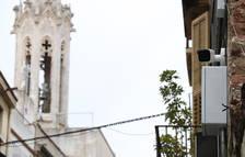 Valls instalará más cámaras de videovigilancia para cubrir otros ámbitos del barrio antiguo