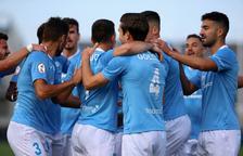 L'Ibiza, l'equip que frega la perfecció i que mai encaixa més d'un gol