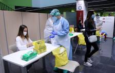Inicien un cribratge al Campus Terres de l'Ebre de la URV per detectar casos asimptomàtics