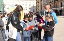 Un projecte educatiu permet conèixer Tarragona a alumnes i famílies amb el mòbil
